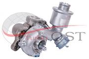 Турбина Audi TT 1.8 T (8N)